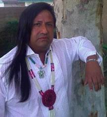 Carlos Runningwolf Mendoza